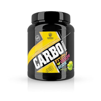 Swedish Supplements Carbo Engine 1000g - Green Apple
