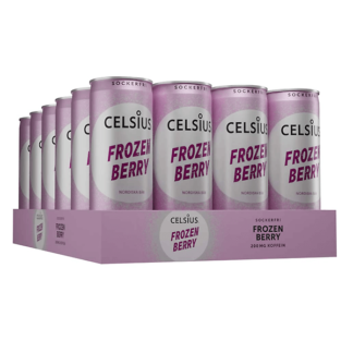 Celsius 24-pack - Citron Lime