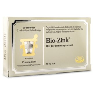 PharmaNord Bio-Zink 90 tabl