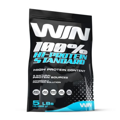 100% Hi-Protein Standard Improved Flavour 5lbs