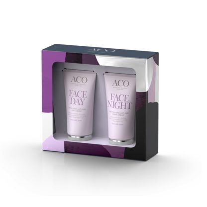 ACO Face Anti-age Day and Night Cream Gift Pack 100 ml