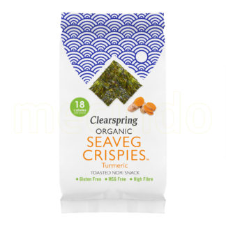 Clearspring Tang Chips Gurkemeje Ø